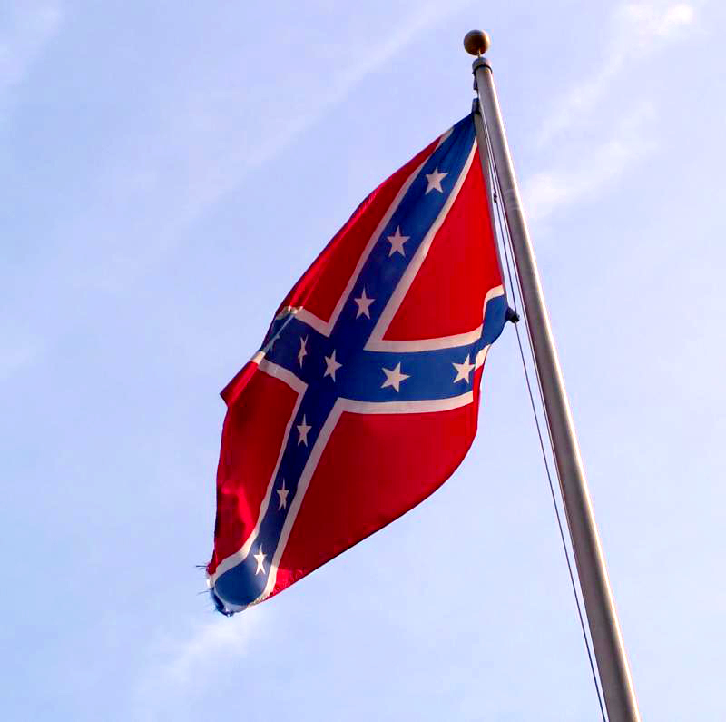 Pictures of Confederate Flag Tattoos | Flag Tattoos Designs .