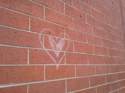 Heart Love Graffiti
