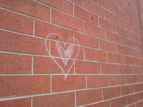 Heart Love Graffiti