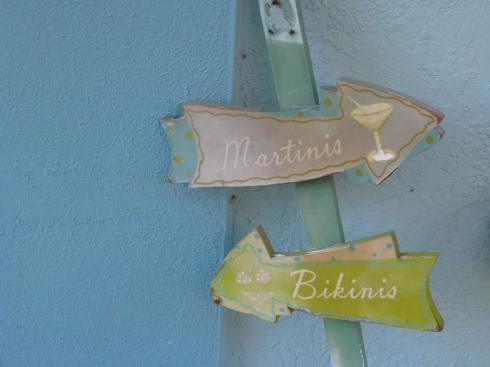 Martinis and Bikinis