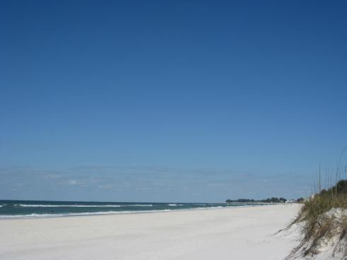 The Wide White Beach