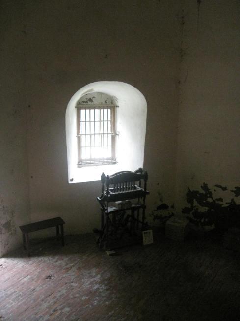 Inside Old Baldy