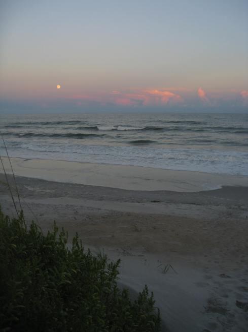 Topsail Moonrise