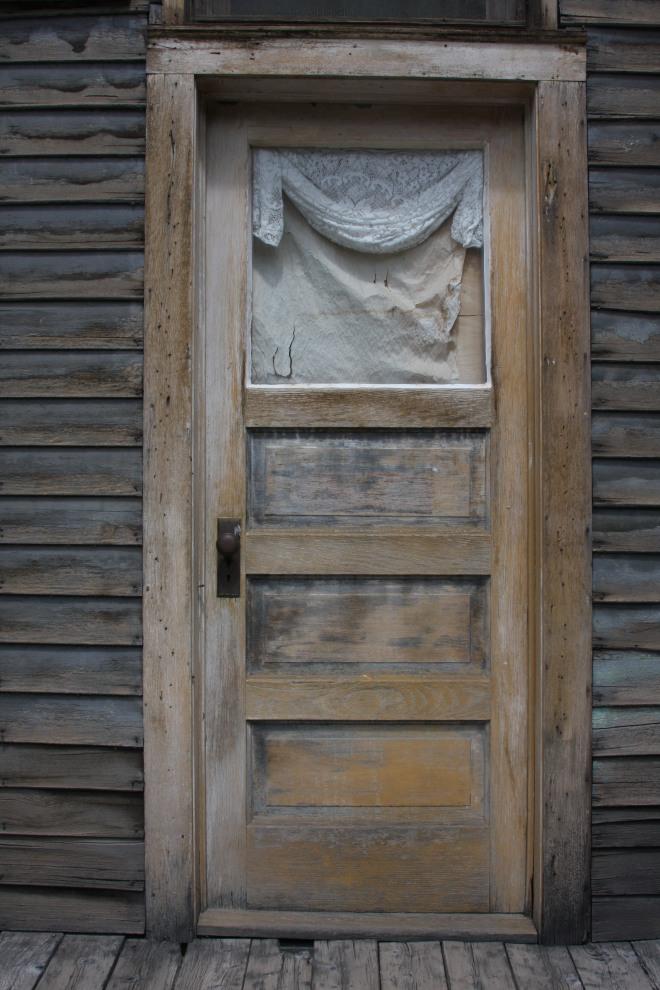 And A Door