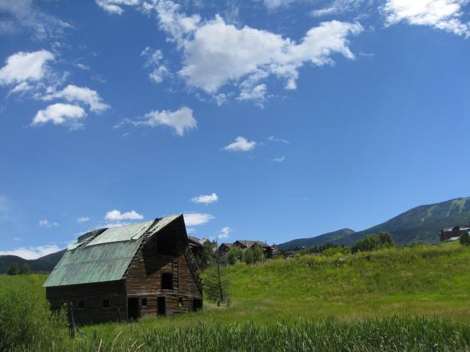 The Steamboat Barn